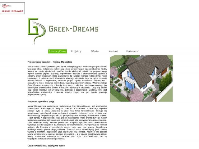 Green-Dreams